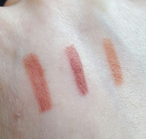 Next time; bigger swatches.